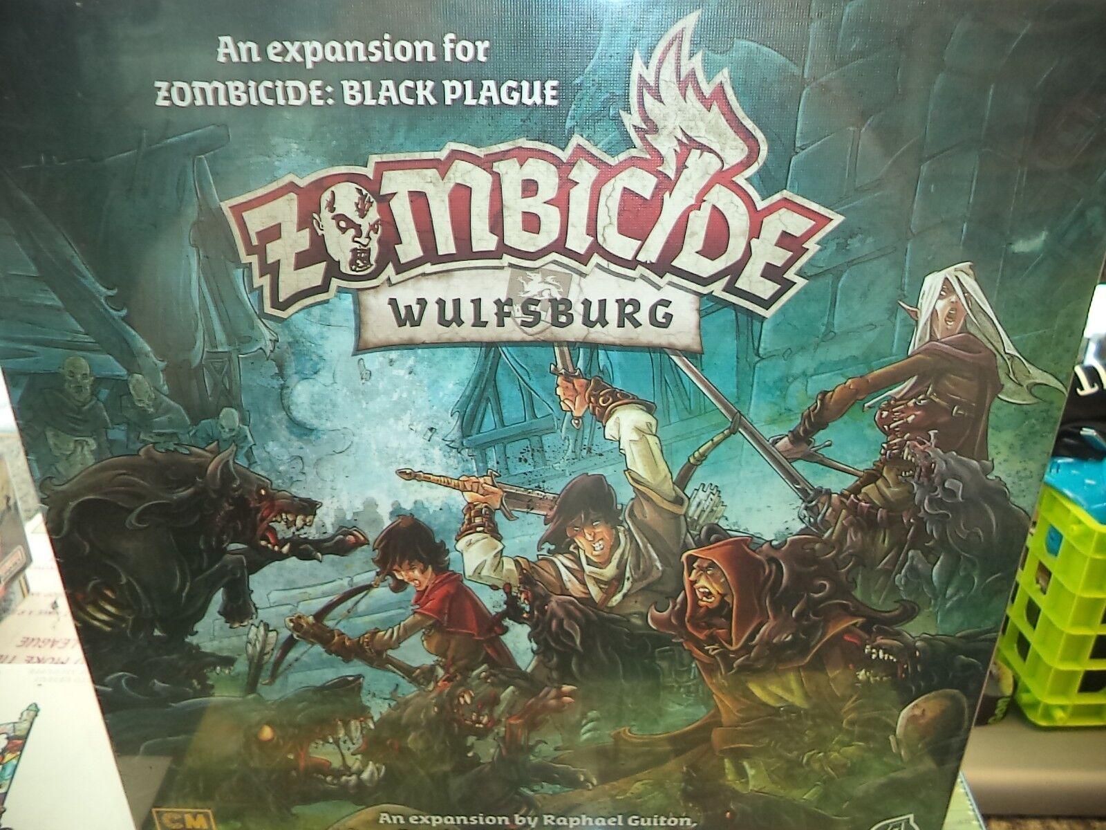 La La La peste negra zombi de Wolfsburg se expande. b29