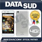Smartphone MEDIACOM PhonePad Duo B500 4G LTE ARGENTO/WHITE/SILVER M-PPAB500