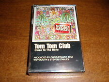 Tom Tom Club CASSETTE Close To The Bone NEW