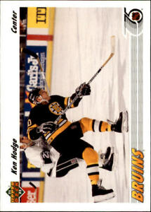 1991-92-Upper-Deck-Hk-039-s-251-500-Rookies-You-Pick-Buy-10-cards-FREE-SHIP