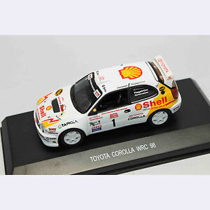 1-43-Car-Model-80007-TOYOTA-COROLLA-WRC-98-SHELL