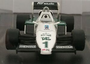 1-43-WILLIAMS-FORD-FW08C-1983-F1-FORMULA-1-COCHE-DE-METAL-A-ESCALA