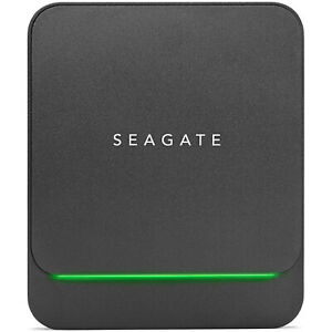Seagate Barracuda Fast SSD 2TB External Solid State Drive Portable (STJM2000400)