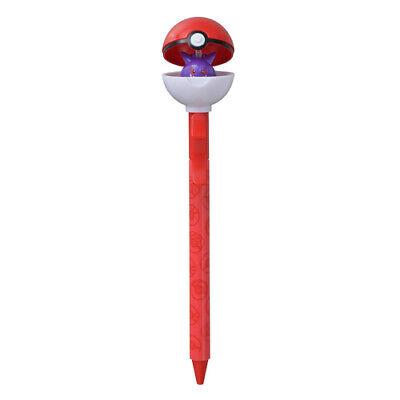 Pokemon Center Original Ballpoint pen Action Pen with Figure Gengar Black ink