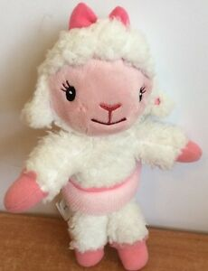 Disney-Doc-McStuffins-Plush-Lambie-Lamb-Sheep-Ballet-Tutu-Stuffed-Toy-9-034-License