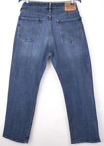Levi-039-s-Strauss-amp-Co-Homme-751-coupe-droite-jeans-stretch-Taille-W36-L30-ARZ1271
