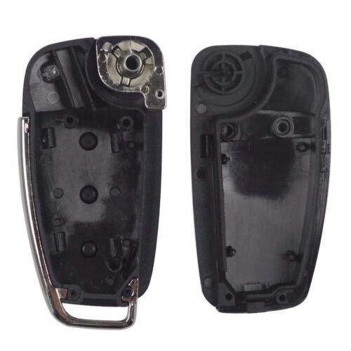 Guscio Chiave Cover Telecomando 3 Tasti COMPATIBILE PER Audi A3 A4 A6 TT Q7 S6 4