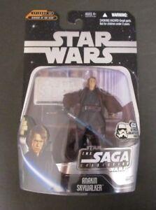 Anakin Skywalker 2006 STAR WARS The Saga Collection MOC #025 25 UGH