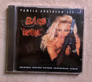 CD-AUDIO-INT-PAMELA-ANDERSON-034-BARB-WIRE-034-CD-BOF-OST-1996-NEUF-CD-PROMO-RARE