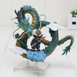 Anime Dragon Ball Z Goku games Museum Collection Shenron Son Goku PVC model Toy
