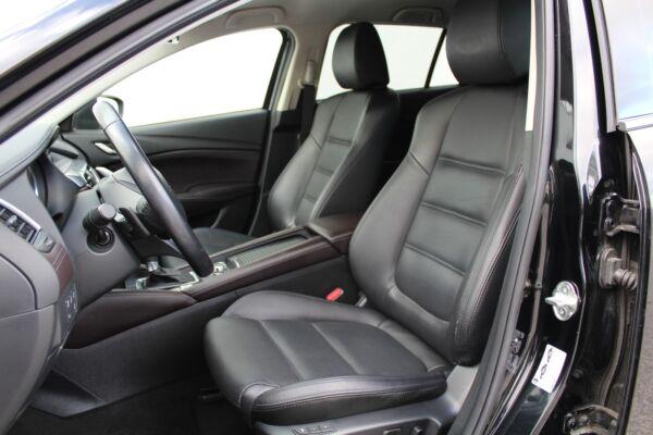 Mazda 6 2,5 Sky-G 192 Optimum stc. aut. - billede 4