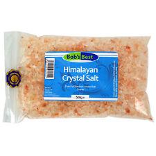 Himalaya-kristallsalz - Grob - 500 g - Mineralreich Salze für Tisch oder Solay