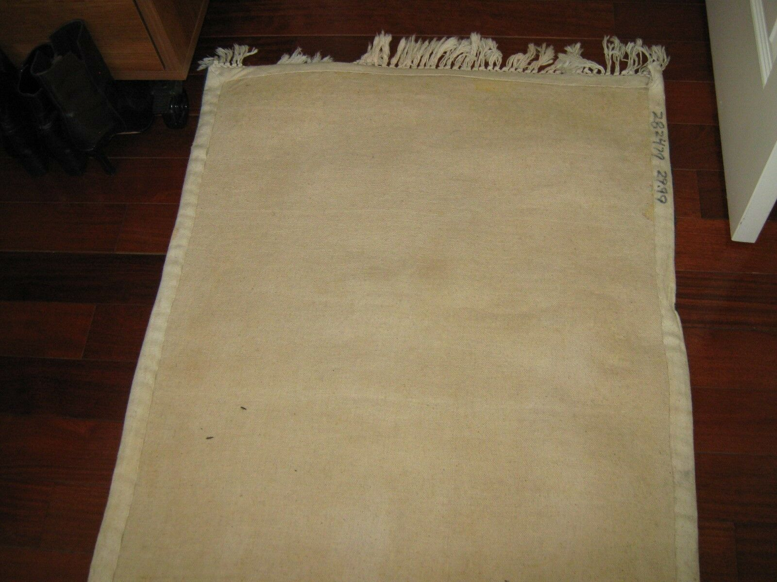 "Area Carpet , Aubusson Chinese Wool , 54"" X 30"" , Multi"