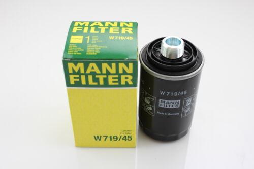 Homme /& Hummel w719//45 Filtre à huile AUDI VW SEAT SKODA