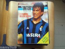 INTER FOOTBALL CLUB=N°3 1988=STORIA INTER 1973-1980=MANDORLINI=IL CICLONE PRISCO