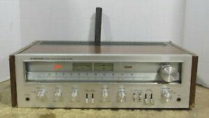 Getestet-Vintage-Pioneer-sx-650-AM-FM-Stereo-Receiver-Tuner-35w-pro-Kanal