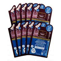 Coreana Orthia Perfect Collagen 28 Days Intensive Ampoule Aqua Mask, Us Seller