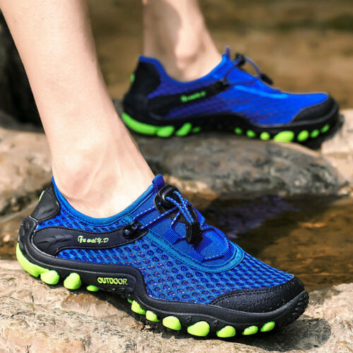 Athletic Mesh Breathable Running Casual Shoes Sneakers Hiking Outdoor Sport Men O6w8dqFRR