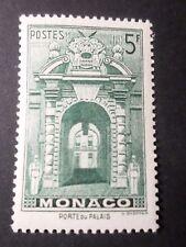 MONACO - 1943 - yvert 260 -  Vues principauté - neuf**