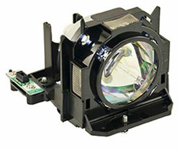 REPLACEMENT LAMP & HOUSING FOR PANASONIC PT-DW6300UK