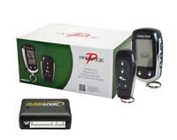 Prestige Aps997e 2-way Lcd Remote Start & Car Alarm With Fl-can Interface