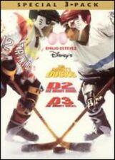 The Mighty Ducks Boxed Set (DVD, 2002, 3-Disc Set)