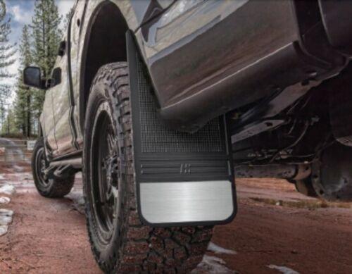 HUSKY MudDog Rear Mud Guards Flaps for GMC Sierra 1500 2500 3500 HD Yukon 55101