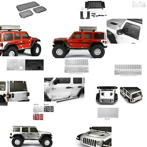 Upgraded Parts Kit For Axial Axi03007 Scx10 Iii Jeep Jl Rc Car Parts Ebay