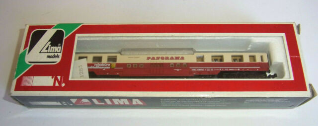 Lima N 320880- Rheingold TEE Panoramawagen DB -neu-OVP- panorama coach
