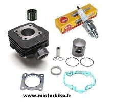 Kit Moteur Cylindre Piston joints cage bougie Peugeot Elystar 50 TSDI 2t AC