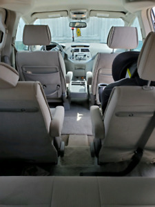 Great family van Japanese Nissan 2007 with low milage
