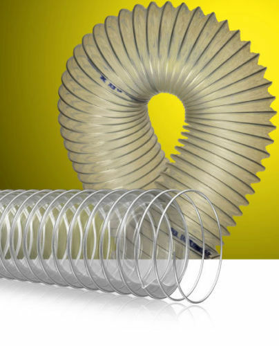 TUBE POLYURETHANE SPIRALLED FOR SYSTEMS OF ASPIRATION Ø 203