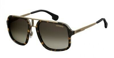 NEW Carrera CA 1003 Sunglasses 02M2 Black Gold 100/% AUTHENTIC