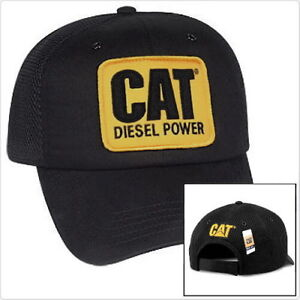 4e7ac47a75b Image is loading Caterpillar-CAT-Equipment-Vintage-034-Diesel-Power-034-