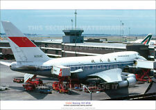 CAAC AIR CHINA BOEING 747 SP A3 COLOUR POSTER PRINT PHOTO PICTURE IMAGE x