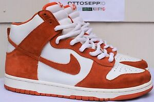 online retailer 720bb 7bf58 Image is loading 11-2005-NIKE-SB-DUNK-High-BTTYS-Syracuse-