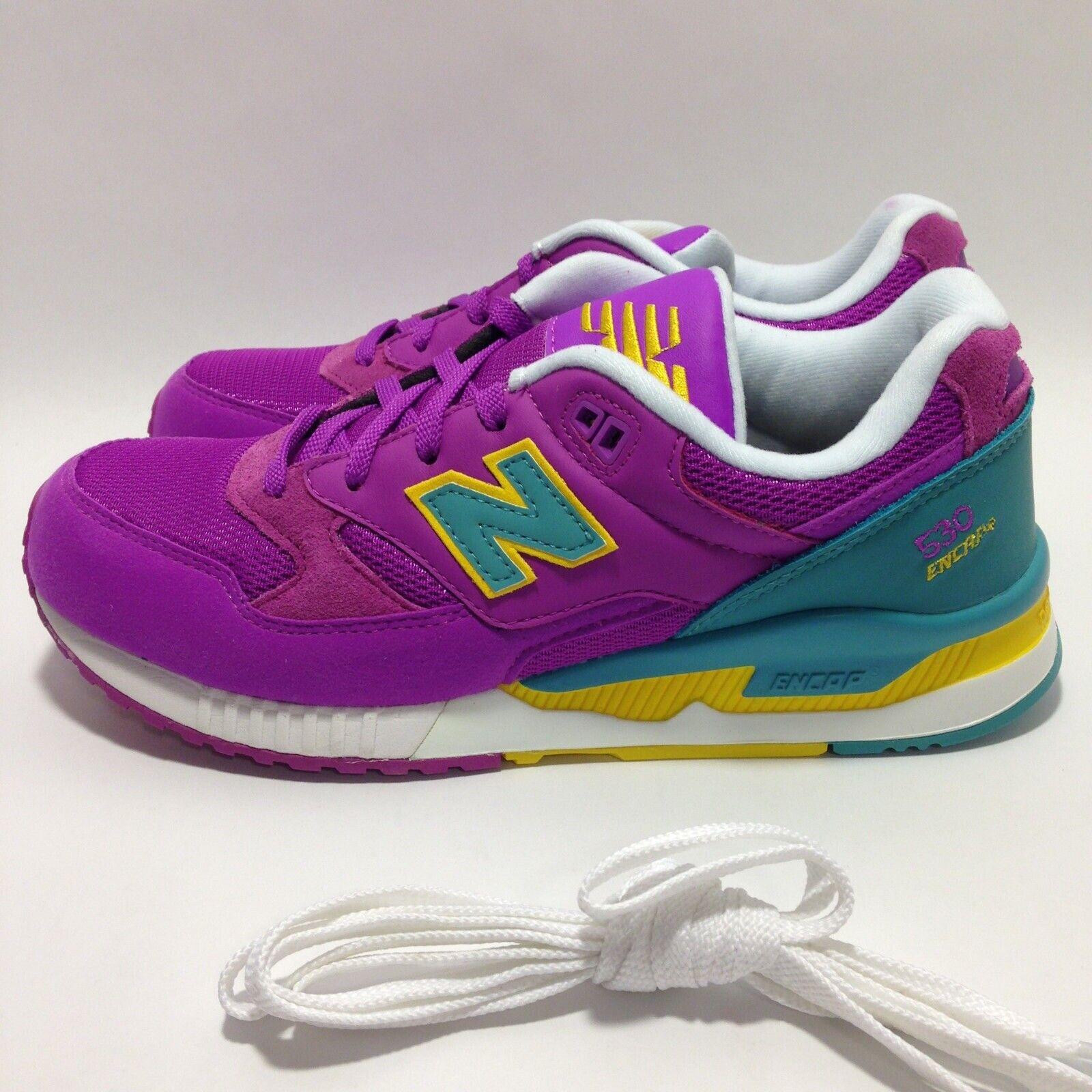 balance New 530 correr para zapatos mujer para azul púrpura