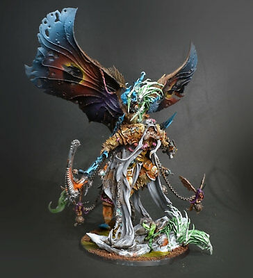 Warhammer 40k Magnus the Red or Mortarion Painting Commission