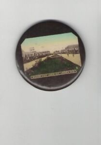Early-1900s-Longview-WASHINGTON-BROADWAY-Street-looking-West-pocket-mirror