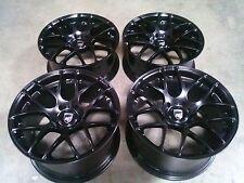 """Avant Garde Black 19"""" wheels rims for Porsche 911/987/996/997 Turbo Boxster"""