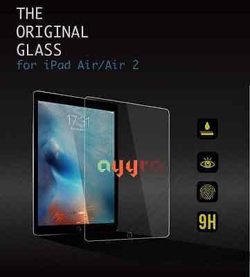 Accurato Apple Ipad Air /. Air 2 Qualità Premium Vetro Temperato Screen Protector- Valore Eccezionale