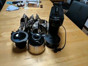 Philips Senseo Switch 7892 2in1 Pad- u. Filterkaffee Maschine mit Pads und Kanne