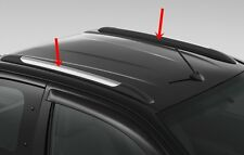 GENUINE TOYOTA HILUX REVO 2015-16 SMART CAB GENUINE ROOF RACK ORNAMENT COVER