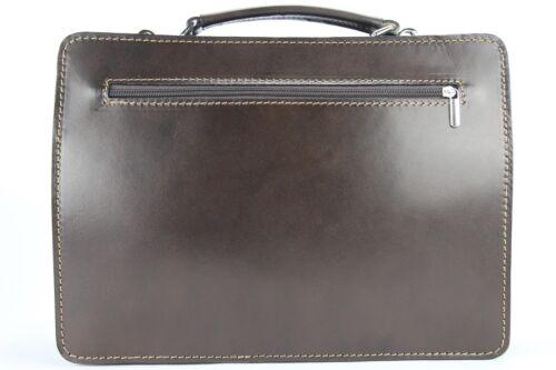 Dunkelbraun Laptoptaschen Business S mokka Aktentasche Und Luxus pSIxg