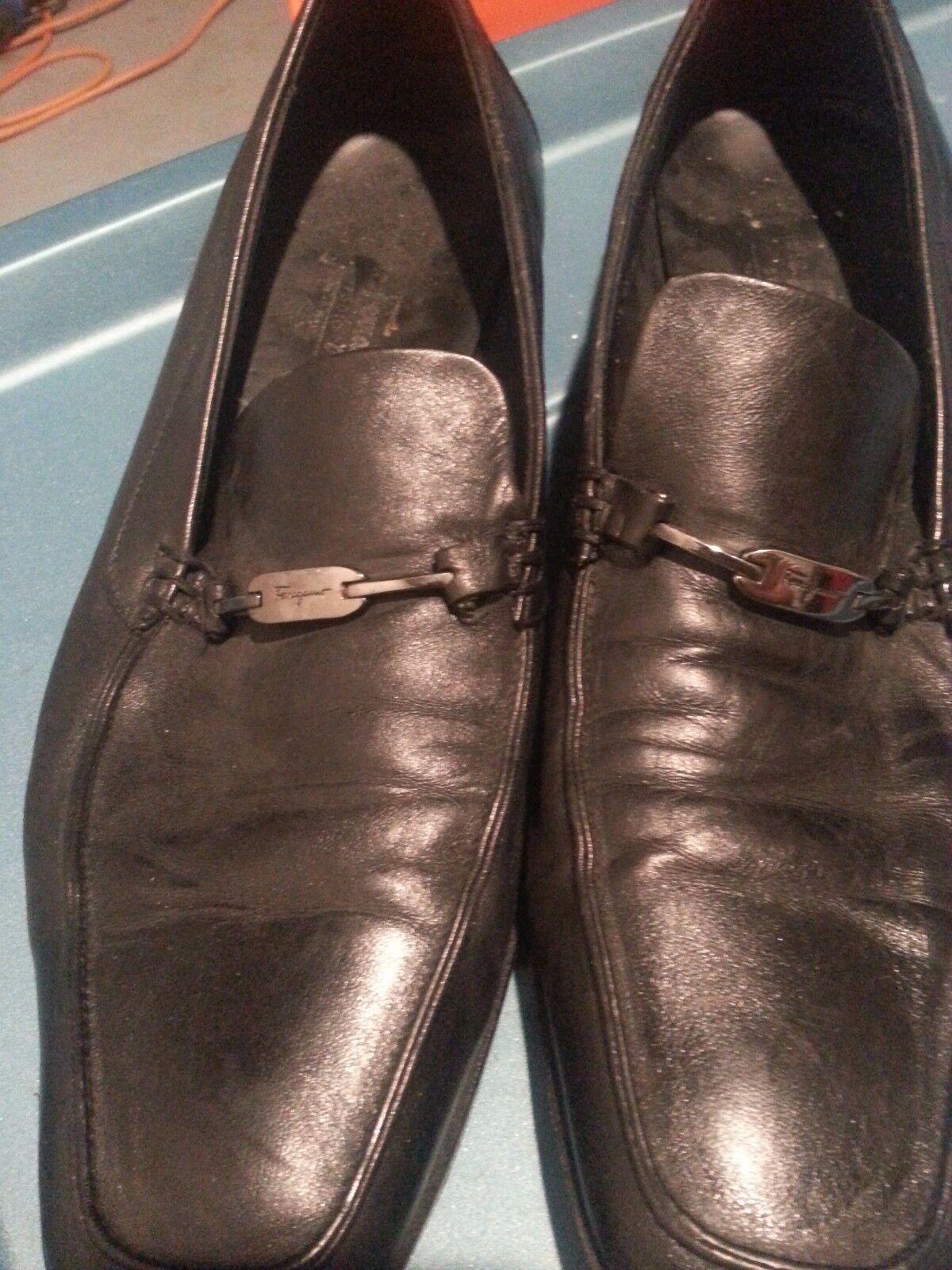 Salvatore Ferragamo loafers sz 10.5