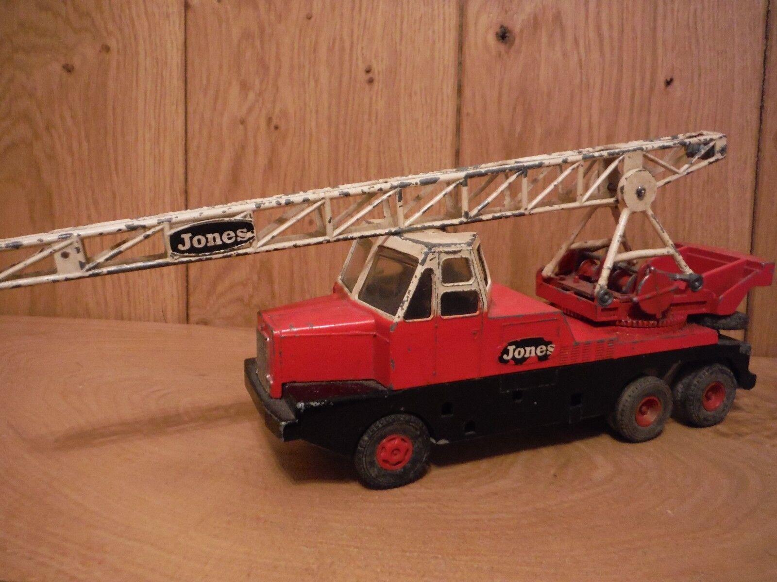 Triangspot på Jones Crane KL10-10 för reparation (004)