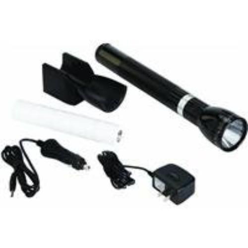 Mag-lite Magcharger Rechargeable Flashlight System - Glasslens (rl1019)