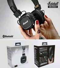 Marshall Major II Bluetooth On-ear Headphones Black 4091378 At0225