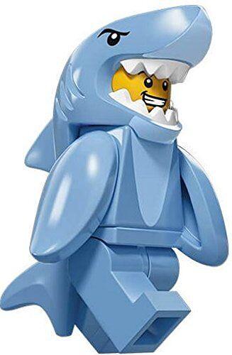 Lego Shark Guy Series 15 x 10