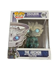"Funko Pop! Games: Mass Effect Andromeda Archon #191 6"" Collectible Vinyl Figure"